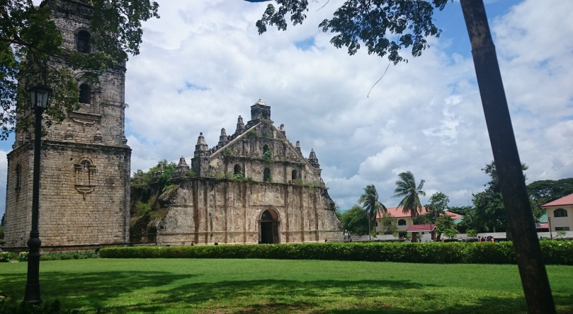 ChiaChinR/Church of Paoay