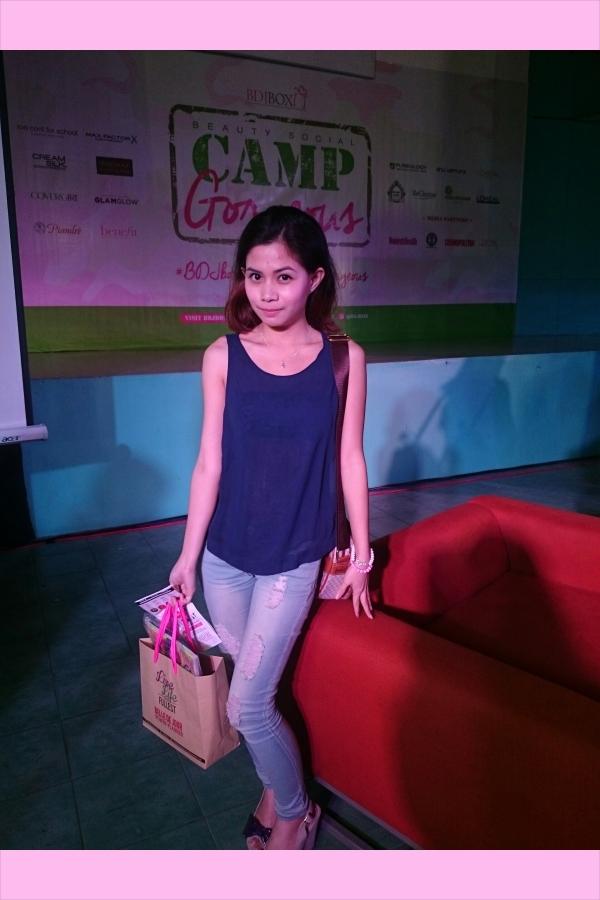 Beauty Social Camp Gorgeous 2014 - ChiaChinR
