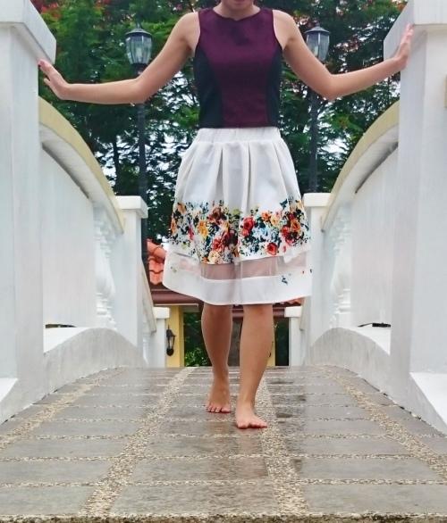 Luau Party Outfit - ChiaChinR