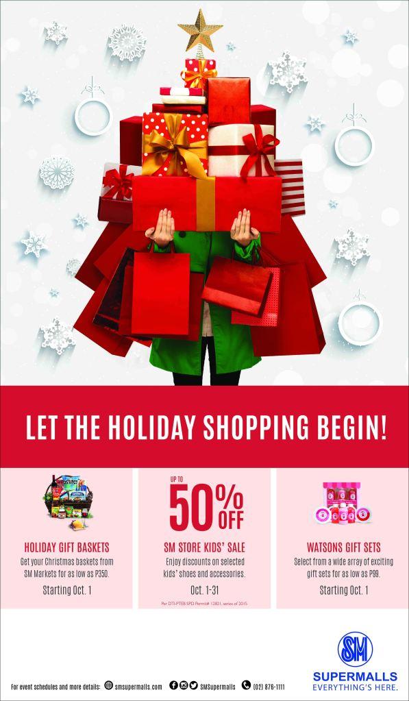 Merry SM Christmas Campaign - ChiaChinR