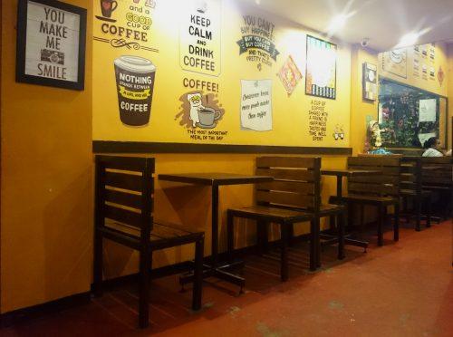 Beantage Cafe-ChiaChinR